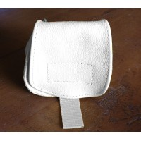 Kelly Key Bag - White