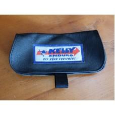 Kelly Rag Bag - Navy Blue